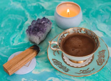 Witchy tip - Divination tea blend