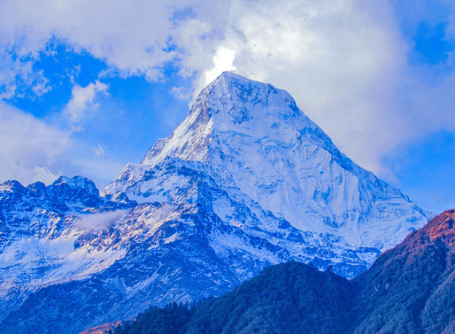 Highest Eight Mountains In Nepal- Among Tallest Mountains In The Word