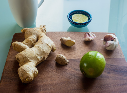 Frugal Recipes: Mid-morning - Vegan Ginger Ginger Tea and Buscuits