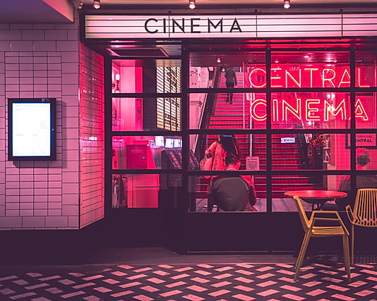 Cinema cashback