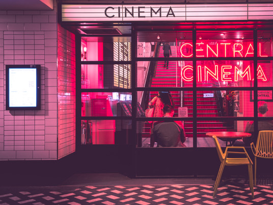 Alternate Realities - Barbican Cinema