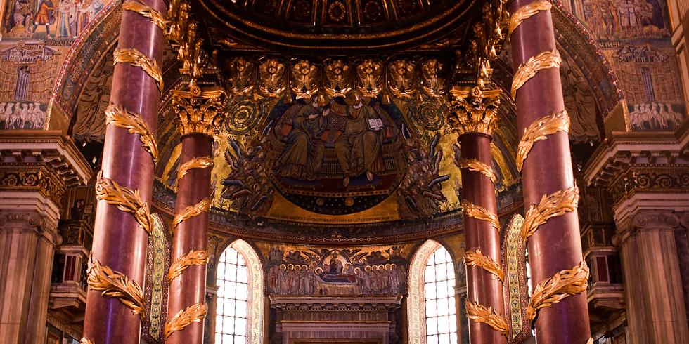 New Virtual Visit! Papal Basilicas