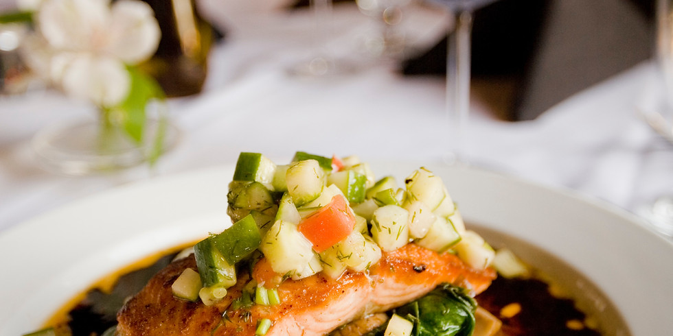 Private Event: Seafood Chef's Table
