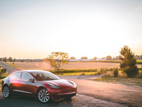 Electric cars are the rides of the future