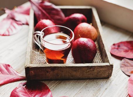 Apple cider vinegar (ACV)