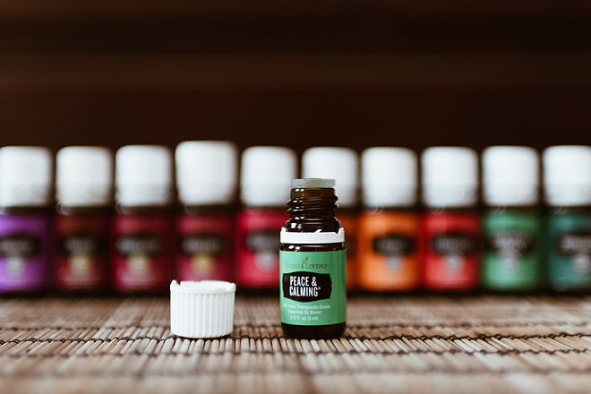 Anxiety and Stress aromatherapy treatments