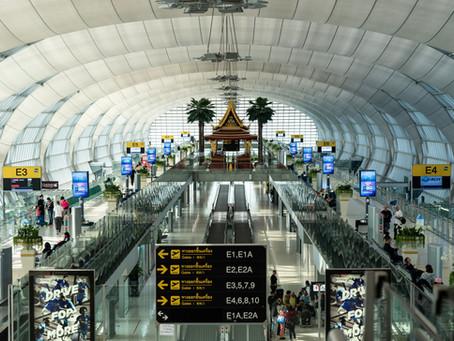 Inovação tecnológica nos aeroportos: