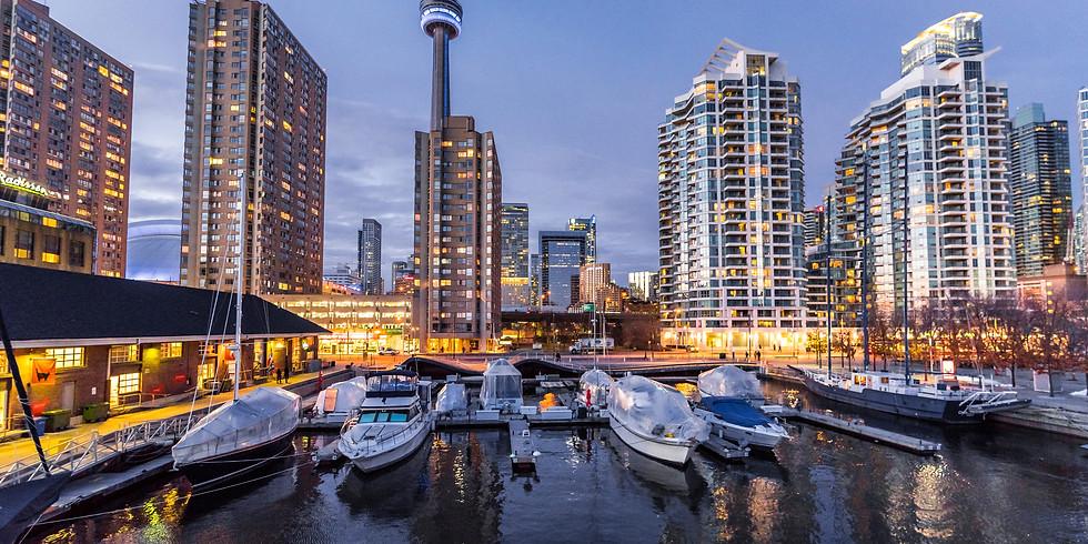 Quais as províncias mais atrativas no Canadá?