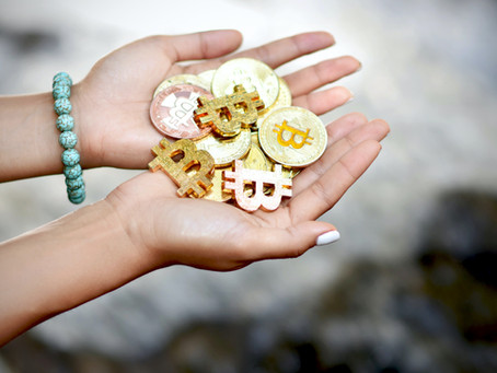 What about bitcoin jewelry?