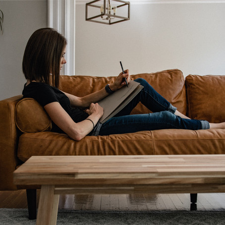 Home Life: Finding a Work Life Balance When Working from Home