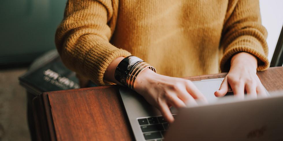 Online-Austausch: Vermittlung in Ausbildung oder Beschäftigung