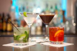 Seasonal Cocktail Menu