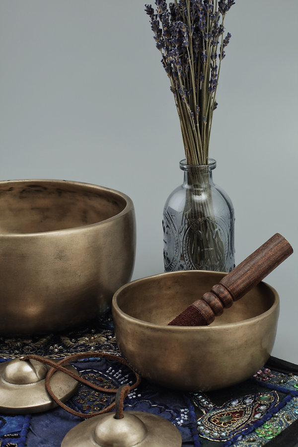 sound healing, journeying, herbs, spirituality