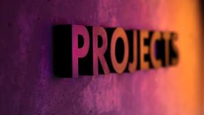 Änderungen bei Projekten
