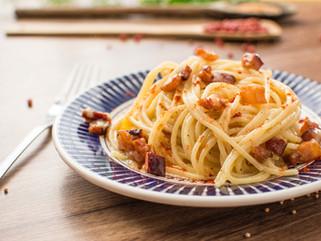 Chef Gianluca Deiana Abis: Pasta Alla Norma/ Sicilian spaghetti alla Norma