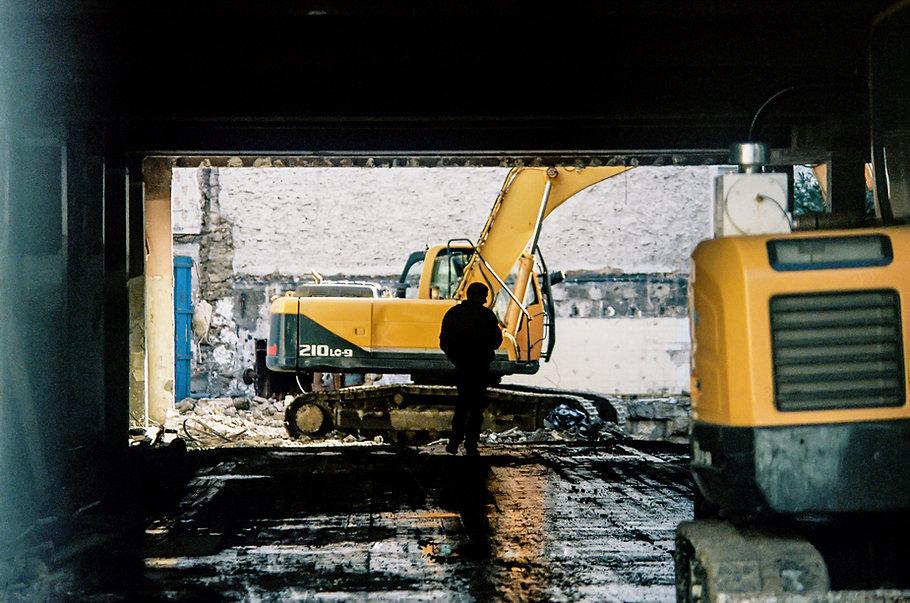 Yellow Caterpillar Excavator Truck Repair | Quality Truck and Tire | Clare, MI 48617