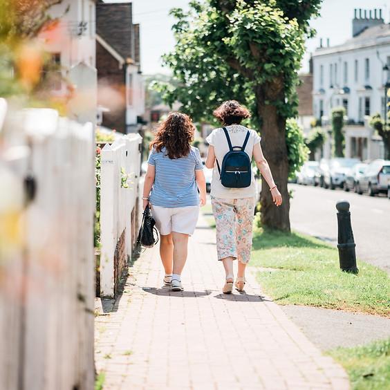 A pied à Forest, découvrons les sentiers et relions des quartiers! (TRIL)