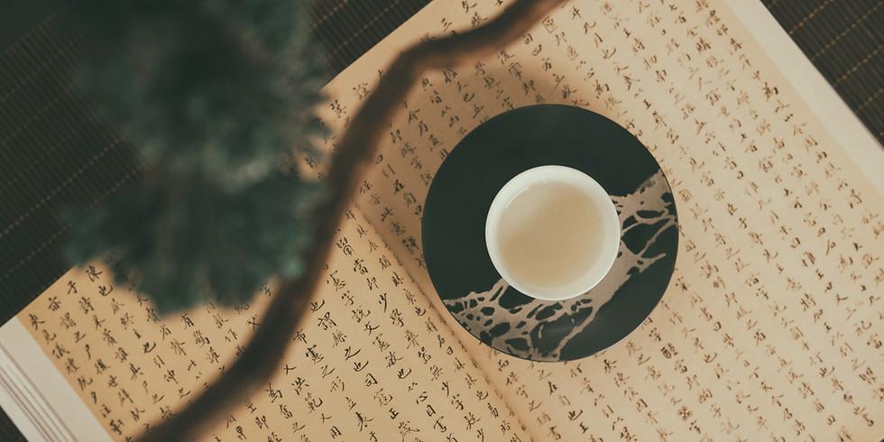 Online Tea Mindfulness and Tea Master Class 1 Tea History
