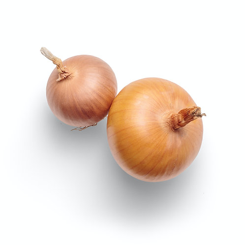 Onions, white - 3 pack