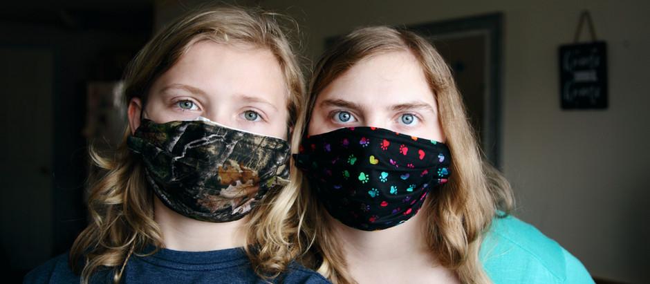 Helping Kids Adjust to Masks