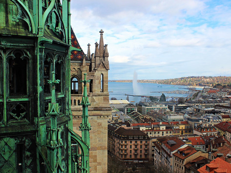 There's nothing conventional about Geneva!     7 top things to do in Switzerland's second city