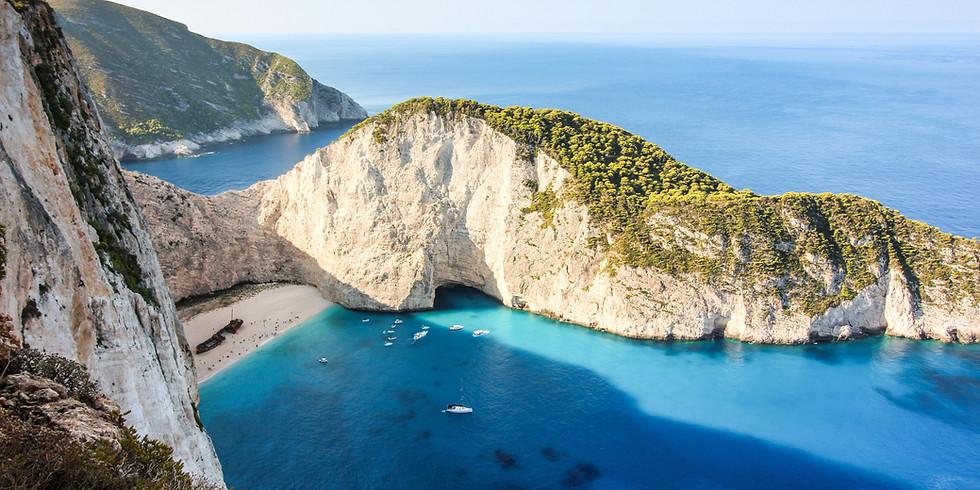 Navega y Medita en las islas de Grecia y Turquía.