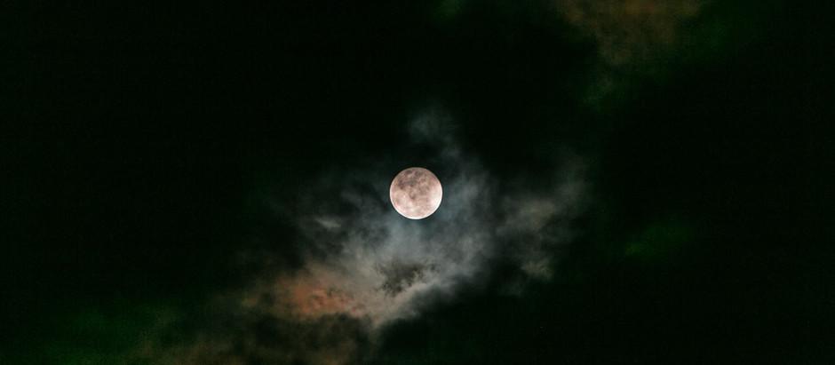 Full Moon in Pisces - 20-21/9