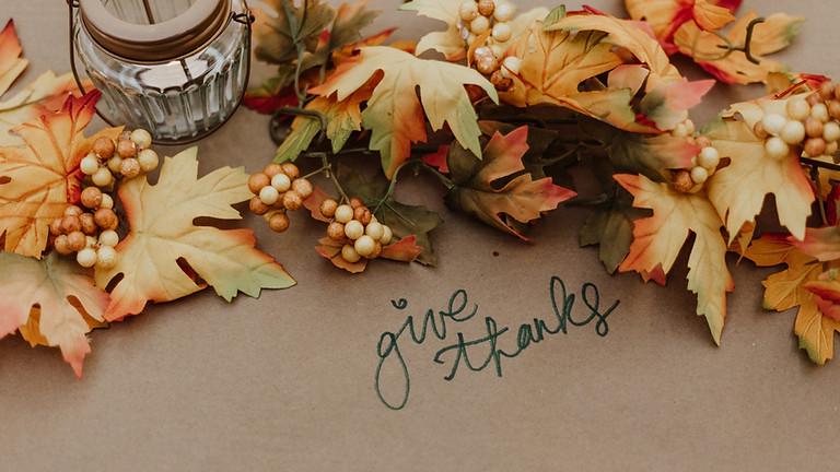 Thanksgiving Feeding at Sunday Breakfast Rescue Mission - October-November 2021