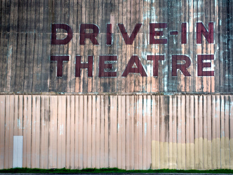Let's all go to the drive-in!