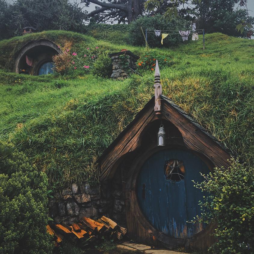 CREATE A FAIRY HOUSE
