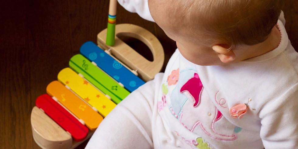 Atelier Parents - bébé : Eveil musical 1 - 6mois