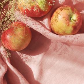 Apfelkuchen mit knusprigen Mandelstreuseln - Soulfood für den Herbst