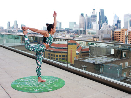 How a yoga break at work can be more effective than a coffee break