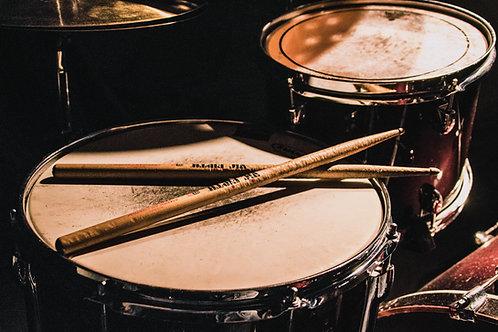 Foundations of Drumming - PDF