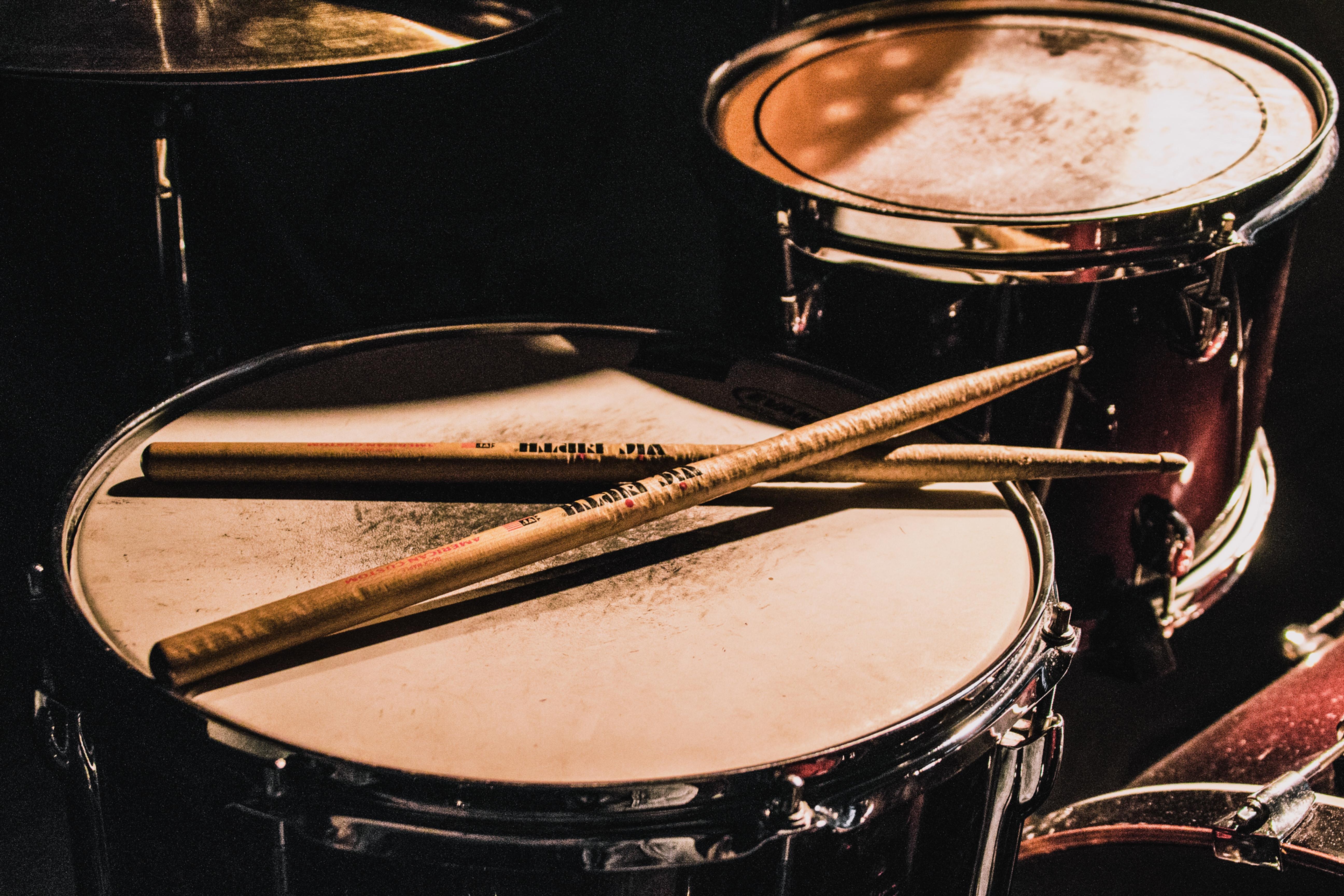 Intro. Drum Lesson