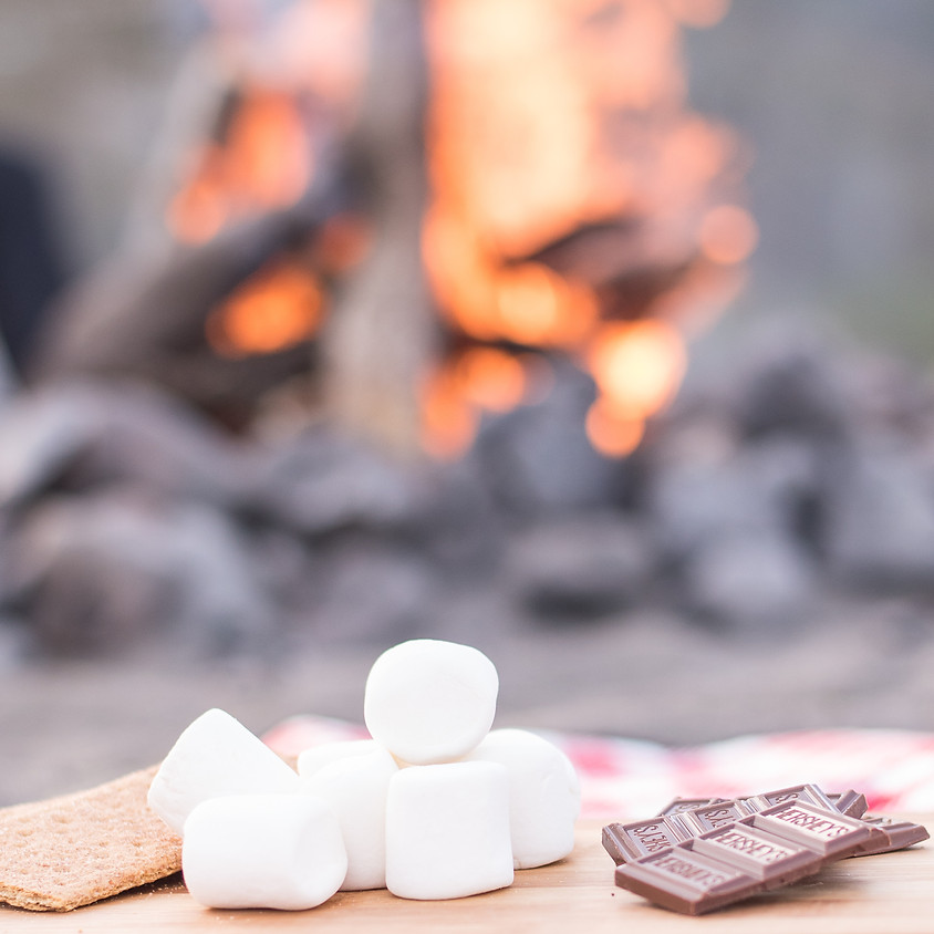 S'Mores and Songs: 6PM - 7PM