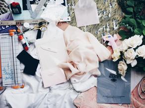 Designing formal wear