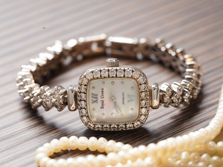 Watches and lab grown diamond era