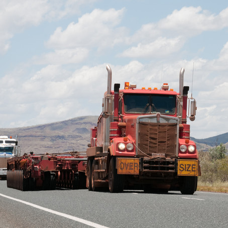Updated - Drive! NHVR - All Freight Declared Essential