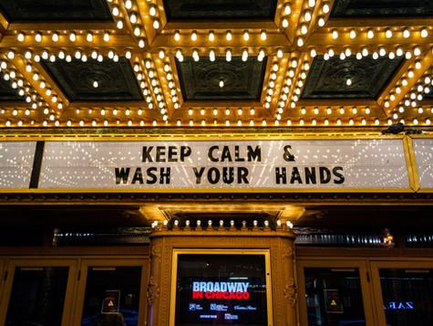 Theatre Shutdown - One Year On