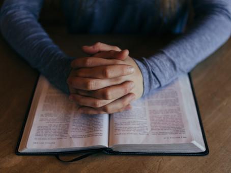 Sunday Reflection - 1 Peter 4:7-11