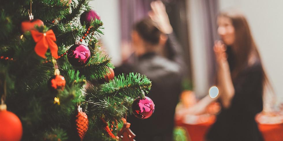 Cabaret Social - Christmas Party