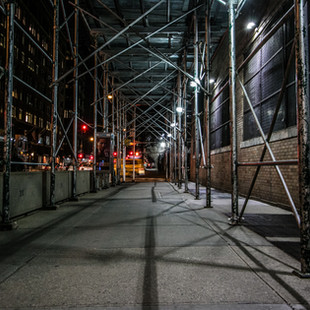 Worker Alert: Scaffolding and Facade Safety