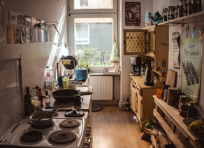 How To Look For Your First Apartment (and what you need to know about hidden costs)