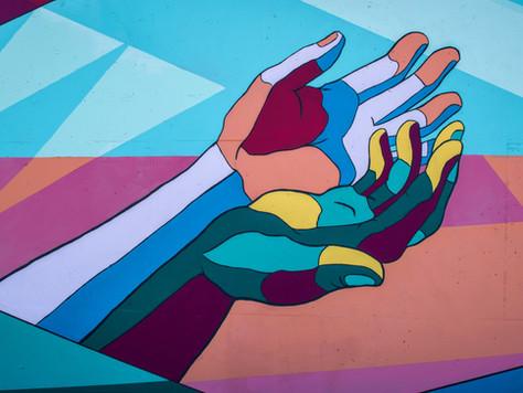 Likovno-literarni natječaj Ruke su život