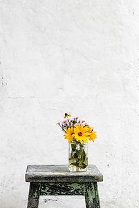 Blumenväschen