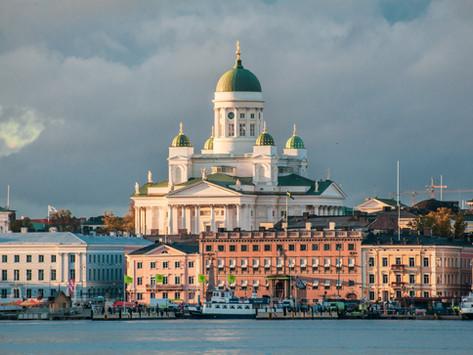 $420 Round Trip to Helsinki, Finland