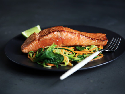 Seafood: Striving for Sustainability