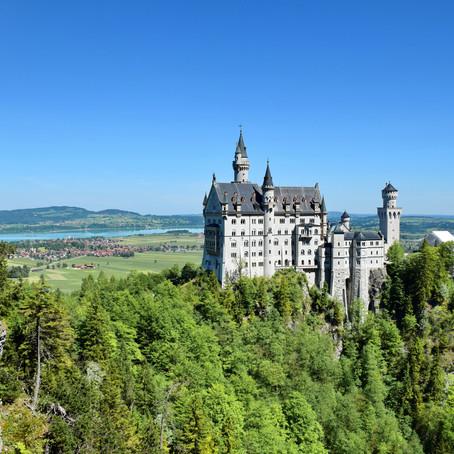 Visiting Neuschwanstein Castle, Bavaria, Germany