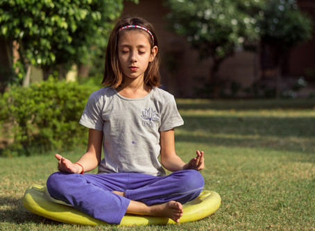 Thoughts on Meditation for Kids